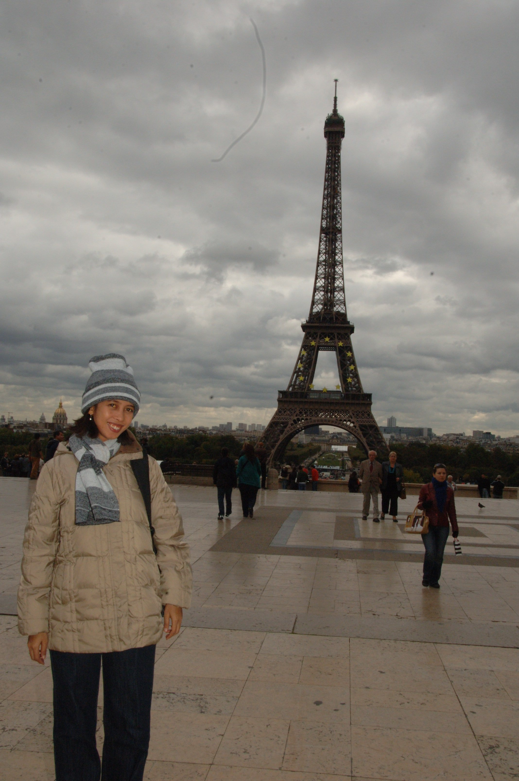 Eiffel i'm in love…. (hehehe kaya judul film)   Ade's Journey