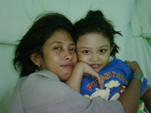 Me and my angel...